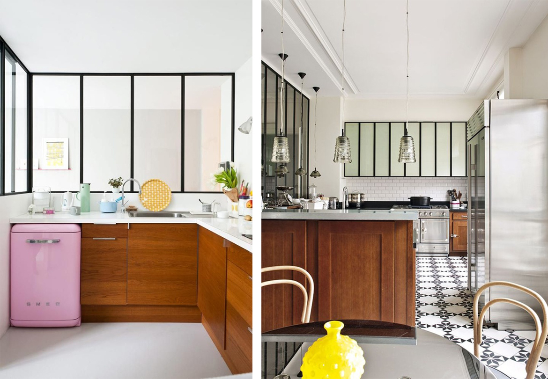 inspirations pour une cloison verri re affaires de famille. Black Bedroom Furniture Sets. Home Design Ideas